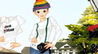 Photographer Dress Up