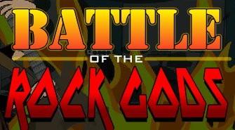 Battle Of The Rock Gods