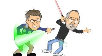 Gates vs. Jobs - The Game