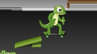 Gecko Skate Boarding
