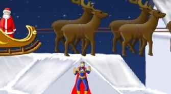 Christmas Super Hero