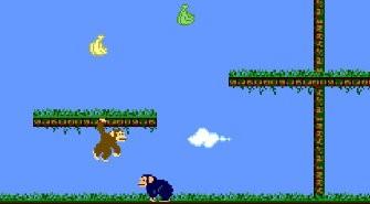 Monkey Poop Fight
