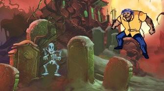 Martin Mystery: Zombie Island