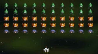 Alien Attack Game