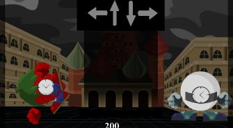 Clock Max portal Dancing