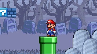 Super Mario Star Scramble: Ghost Island