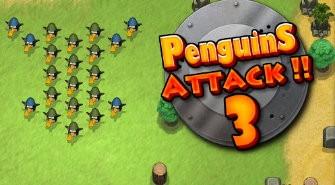 Penguins Attack TD 3
