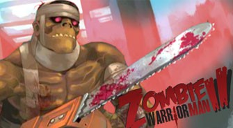 Zombie Warrior Man 2